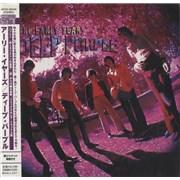 Deep Purple The Early Years Japan CD album