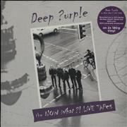 Click here for more info about 'Deep Purple - The Now What?! Live Tapes - 180gm Vinyl - Sealed'