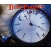 Deep Purple Time To Kill Germany CD single