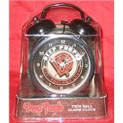 Deep Purple Twin Bell Alarm Clock UK memorabilia