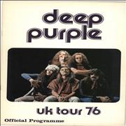 Click here for more info about 'Deep Purple - UK Tour '76'