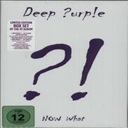 Click here for more info about 'Deep Purple - What Now?!'