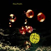 Click here for more info about 'Deep Purple - Who Do We Think We Are - 1st + Insert - EX'