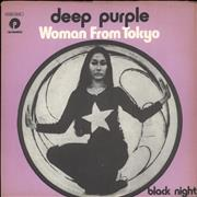 Click here for more info about 'Deep Purple - Woman From Tokyo'