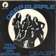 Click here for more info about 'Deep Purple - You Keep On Moving - VG+'