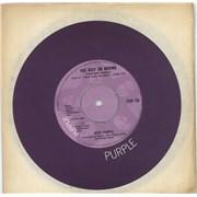 "Deep Purple You Keep On Moving UK 7"" vinyl"