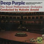 Deep Purple Concerto For Group And Orchestra UK 2-CD album set