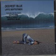 Click here for more info about 'Deepest Blue - Late September'