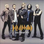 Click here for more info about 'Def Leppard - 20th Century Boy'