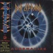 Click here for more info about 'Def Leppard - Adrenalize - Sealed'