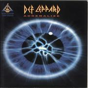 Click here for more info about 'Def Leppard - Adrenalize'