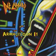 Click here for more info about 'Def Leppard - Armageddon It - Atomic Mix'