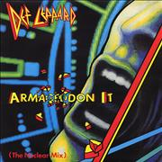 Click here for more info about 'Def Leppard - Armageddon It'