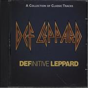 Click here for more info about 'Def Leppard - Definitive Leppard - Fan Club Edition'