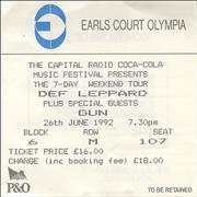 Click here for more info about 'Def Leppard - Earls Court Olympia'