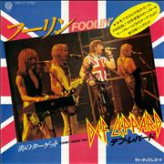 Click here for more info about 'Def Leppard - Foolin''