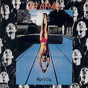 Click here for more info about 'Def Leppard - High N Dry'