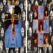 Click here for more info about 'Def Leppard - High 'n' Dry - Autographed'