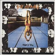 Click here for more info about 'Def Leppard - High 'n' Dry'