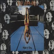 Click here for more info about 'Def Leppard - High 'n Dry'