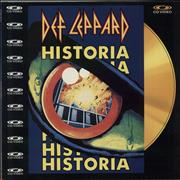 Click here for more info about 'Def Leppard - Historia'