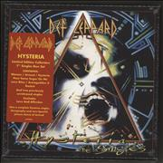 Click here for more info about 'Def Leppard - Hysteria (The Singles) - Sealed'
