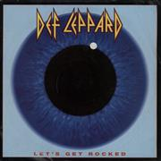 Click here for more info about 'Def Leppard - Let's Get Rocked - Glossy Sleeve'