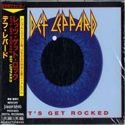 Click here for more info about 'Def Leppard - Let's Get Rocked - Sealed'
