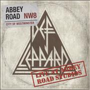 Click here for more info about 'Def Leppard - Live At Abbey Road Studios - RSD18 - Sealed'