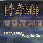 Click here for more info about 'Def Leppard - Long Way To Go'