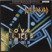 Click here for more info about 'Def Leppard - Love Bites'