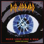 Click here for more info about 'Def Leppard - Make Love Like A Man - Picture CD'
