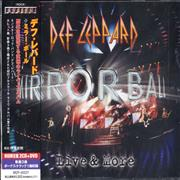 Click here for more info about 'Mirrorball: Live & More'