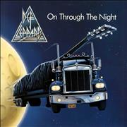 Click here for more info about 'Def Leppard - On Through The Night - Spaceship'