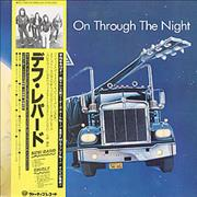 Click here for more info about 'Def Leppard - On Through The Night'