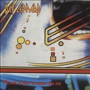 Click here for more info about 'Def Leppard - Pour Some Sugar On Me - EX'