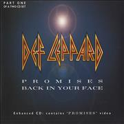 Click here for more info about 'Def Leppard - Promises - Part 1'