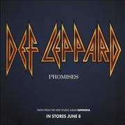 Click here for more info about 'Def Leppard - Promises'