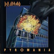 Click here for more info about 'Def Leppard - Pyromania - RCA Music Service'