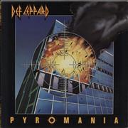 Click here for more info about 'Def Leppard - Pyromania'