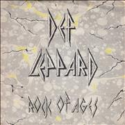 Click here for more info about 'Def Leppard - Rock Of Ages - EX'