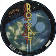 Click here for more info about 'Rocket - Un-numbered'