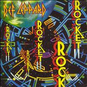 Click here for more info about 'Def Leppard - Rocket'