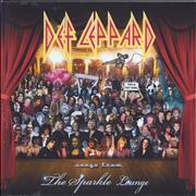 Def Leppard Songs From The Sparkle Lounge - Sealed UK vinyl LP