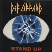 Click here for more info about 'Def Leppard - Stand Up [Kick Love Into Motion] - Sealed'