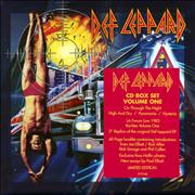 Def Leppard The Collection: Volume One - Sealed UK cd album box set