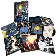 Def Leppard The Collection: Volume One UK vinyl box set