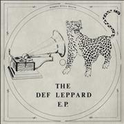 "Def Leppard The Def Leppard E.P. - RSD17 - Sealed UK 12"" vinyl"