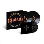 Click here for more info about 'Def Leppard - The Story So Far: The Best Of + Bonus 7