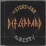 Def Leppard The Story So Far: The Best Of - Sealed UK 2-CD album set